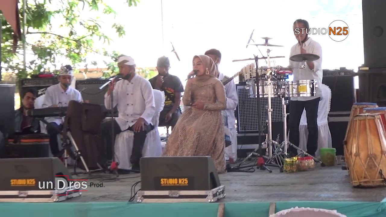 N25 Percusion#Ria Mariana#Potret Manehna