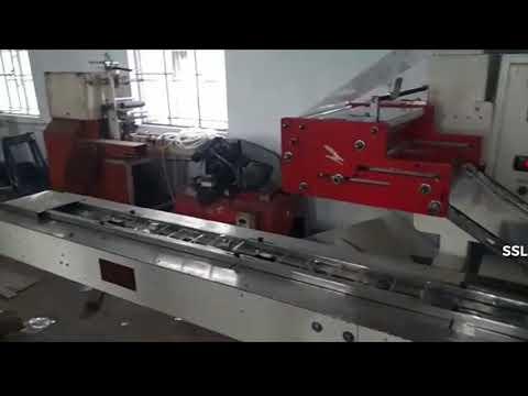 Water Packet Auto filling Machine_SSL Packaging Machine