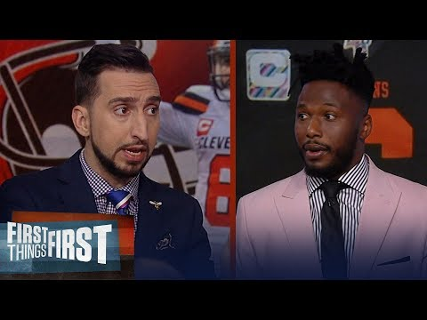 Browns is attractive coaching destination because of good roster—Flowers   NFL   FIRST THINGS FIRST
