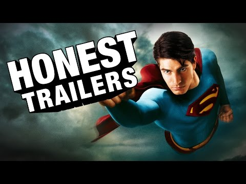 Honest Trailers - Superman Returns