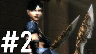 Prince of Persia : Warrior Within - PC Playthrough - Chase the girl in Black(Past) - Part 2
