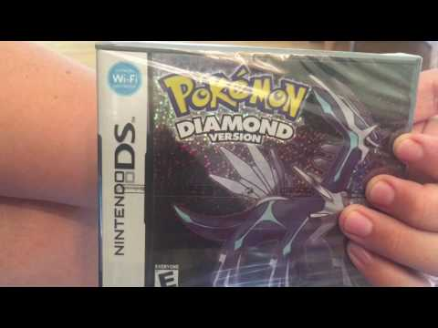 SCAMMED(got Sold A Fake Pokémon Diamond) How To Tell Its Fake