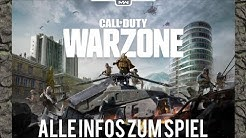 Call of Duty: Warzone - Alle Info's zum Battle Royale Modus (German)