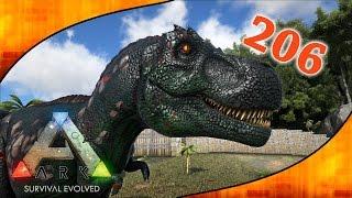 ARK Survival Evolved #206 - Baby T-Rex Taranis II. [Gameplay Deutsch]