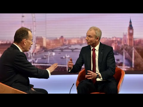Tories must unite in 'spirit of mutual respect', says David Lidington