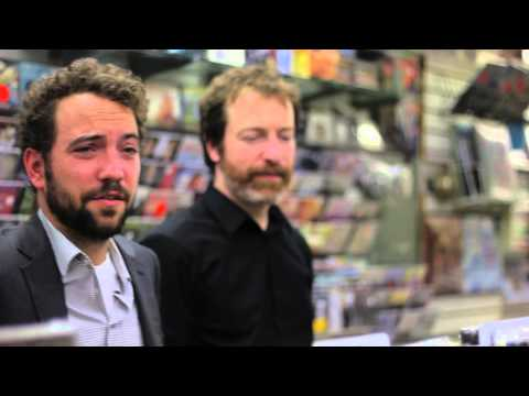 Early Winters: In-Store with The Vinyl District at Village Music World, NYC