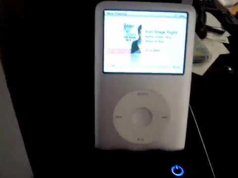 5859 SONGS 120gb Apple iPod Classic 7th Gen 120 GB A1238 Beatles + + +