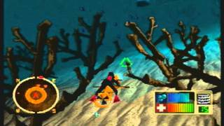 Treasures of the Deep - DEMO - PSX / PS1 - 16:9 Widescreen