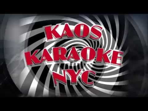 Kaos Karaoke NYC Show!