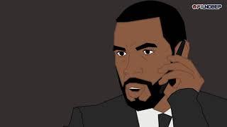Power Who Shot Ghost Cartoon Parody 2