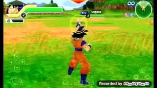 Transformações Frieza e Goku