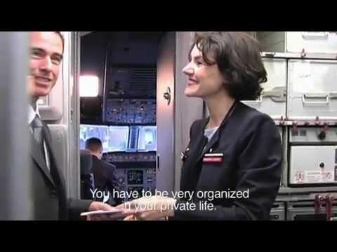Profession: Flight attendant at Air France [en]
