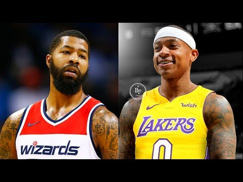 Isaiah Thomas CLOWNED After Cavaliers Trade Him to Lakers By Markieff Morris!