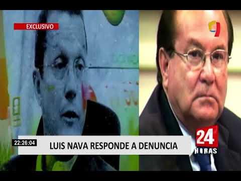EXCLUSIVO: Luis Nava niega haber recibido dinero de Odebrecht