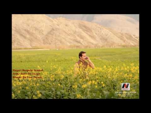 Baryalai Samadi Zulfe De Zangi New Pashto Song 2016/2017