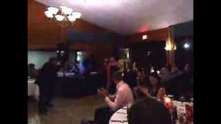 Harlem Shake Wedding Entrance!