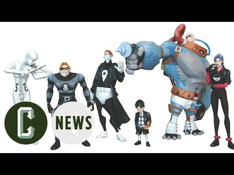 Jeremy Slater Gives Update on Umbrella Academy TV Series | Collider News
