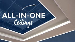All in One Ceiling Panels and Lights | Armstrong Ceiling Solutions