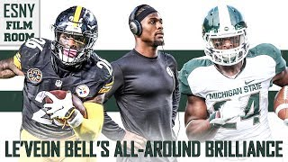 JETS FILM ROOM: Le'Veon Bell's All-Around Brilliance
