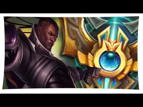 Make Lucian great again - CHALLENGER INC