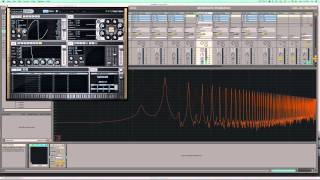 Serum Superiority #2 - Sub Fundamental Aliasing and Non-Harmonic Distrotion Part 2