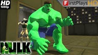 The Hulk - PC Gameplay 1080P