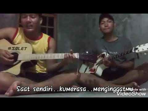 NAFF SAMPAI KAPAN COVER + LIRIK (lagu Lama)