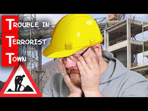 Betreten der Baustelle auf eigene GEFAHR 🎮 TTT - Trouble in Terrorist Town #594