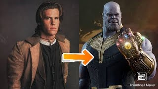 The Avengers REAL life characters😲😲