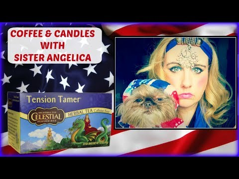 Coffee & Candles With SISTER ANGELICA  *July 2017*