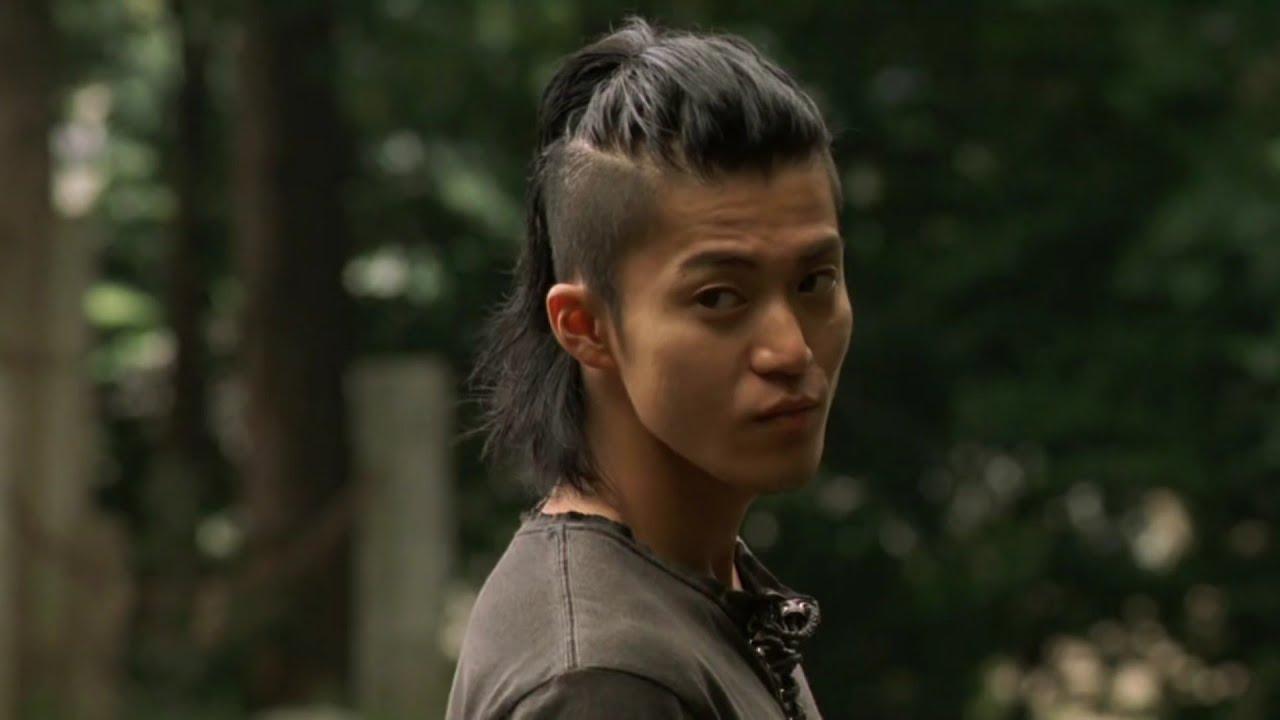Crows Zero Genji Hairstyle - Best Haircut 2020