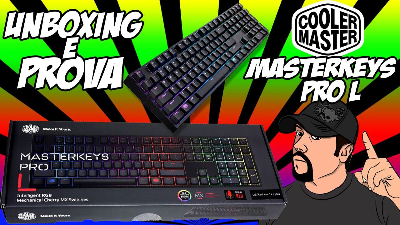Masterkeys Pro L RGB | Cooler Master