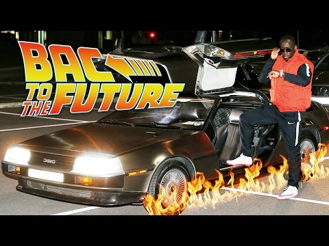 FUNNY! CITY GO BACK TO THE FUTURE | Film Parody
