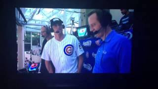 Awkward: Cubs Interview