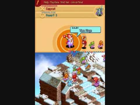 Let's Play Final Fantasy Tactics A2, Part 21 Job Seekers