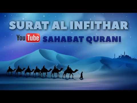 SURAT AL INFITHAR MERDU - JUARA MUROTTAL ANAK Juz 30 - Murottal Juz Amma Mp3 | Sahabat Qurani
