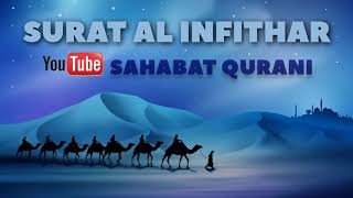 Gambar cover SURAT AL INFITHAR MERDU - JUARA MUROTTAL ANAK Juz 30 - Murottal Juz Amma mp3 | Sahabat Qurani