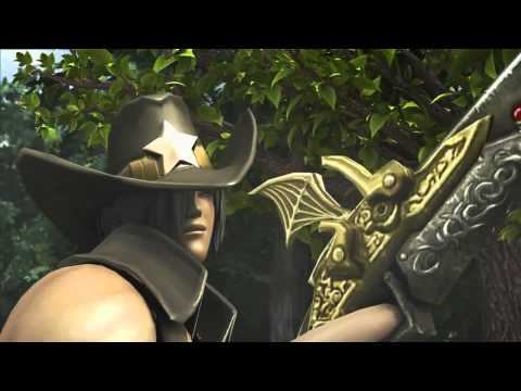 Land of Chaos Online Cinematic Trailer