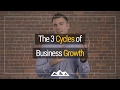 The 3 Cycles of Business Growth | Dan Martell