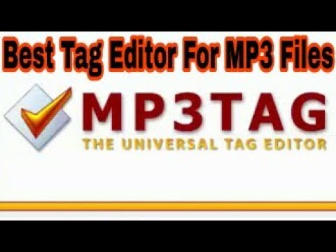Best MP3 Tag Editor For PC