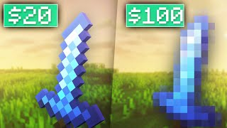 The $100 Texture Pack vs. $20 Texture Pack