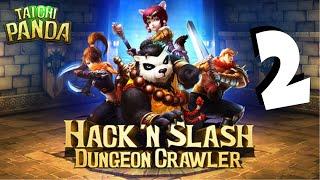 TaiChi Panda iOS / Android Gameplay Walkthrough - Part 2