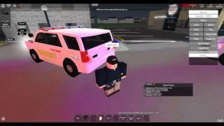 Spin-out call | Roblox GCSO w/ Canine Unit