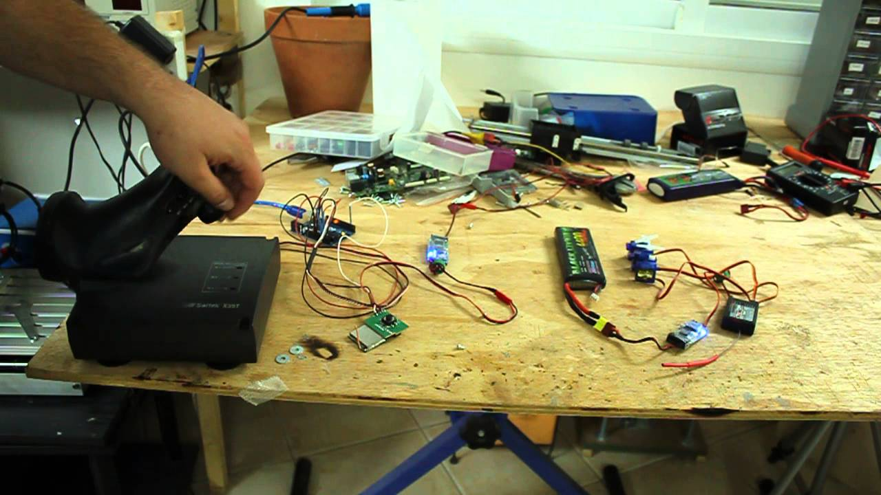 PPM generator with an Arduino Uno