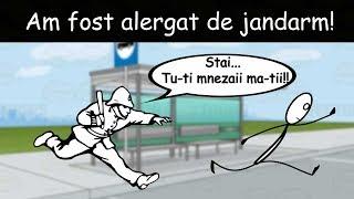La povești cu Jimmy: Am Fost Alergat De Jandarm