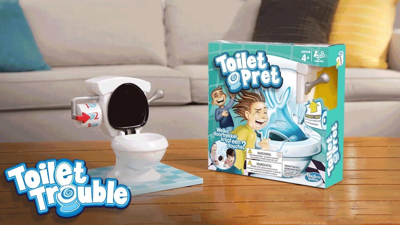Toilet Pret Spel : Toilet pret official tv teaser hasbro gaming nederland youtube