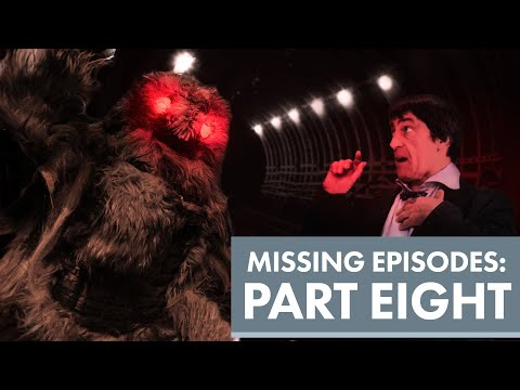 Doctor Who - The Missing Episodes | Part 8 | Web of Fear, Fury From The Deep & Wheel In Space