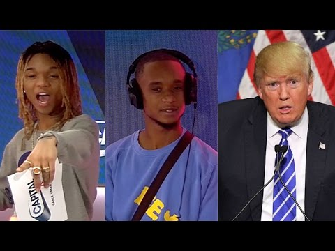 Rae Sremmurd Had The Best Response To Whether They'd Perform At Trump's Inauguration