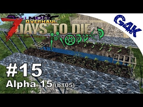 7 Days To Die Modded | Most unstable Farm, Cement Mixer & Fall Traps | S05E15
