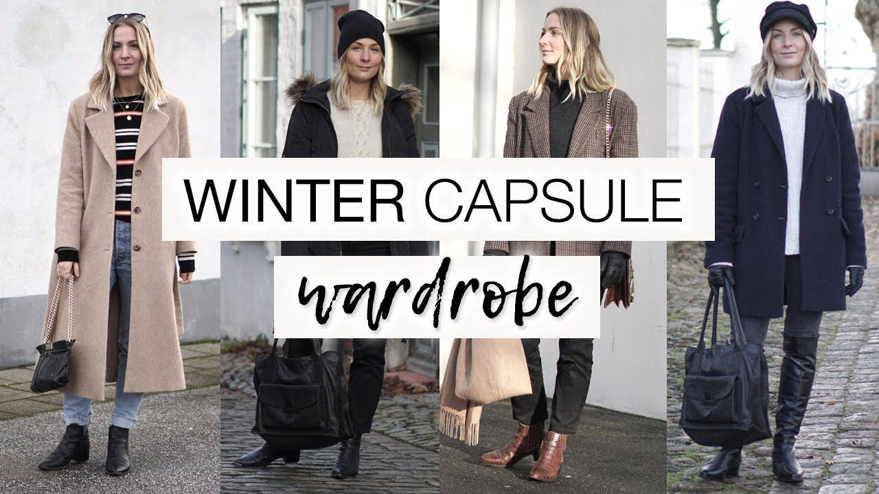 Winter capsule wardrobe 2017: lookbook & talk-through! 7
